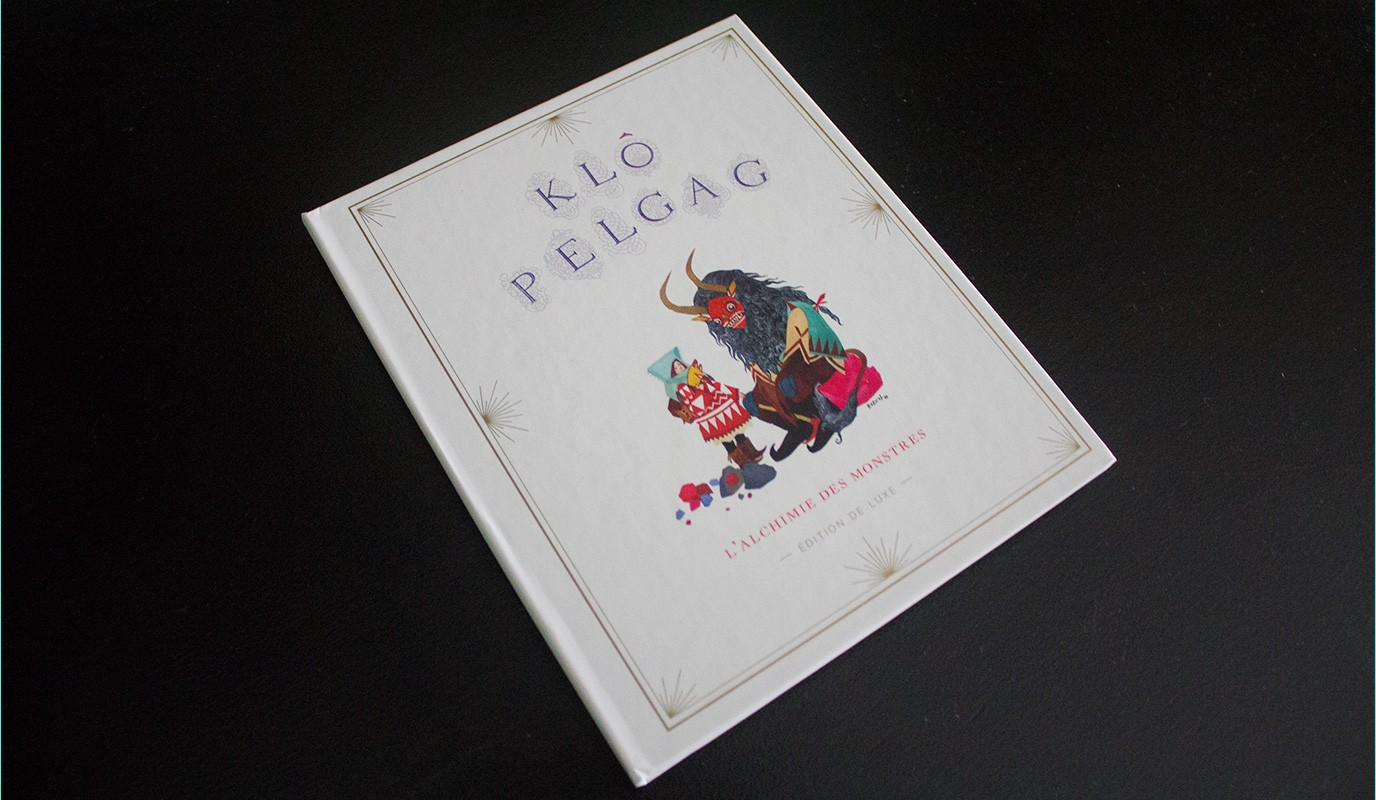 "Álbum ""L'Alchimie des Monstres"" – Klô Pelgag"