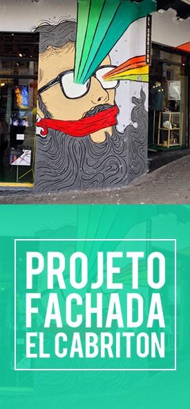 Projeto Fachada El Cabriton