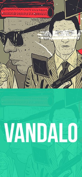 Posters Vandalo