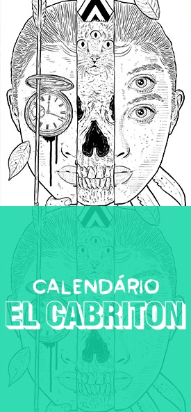 Calendário 2015 El Cabriton
